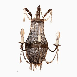 Antique Empire Style Sconce