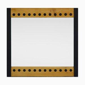 Specchio di Ettore Sottsass per Santambrogio & De Berti, anni '60