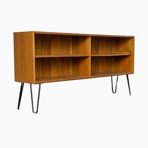 Bücherregal aus Teak von WK Möbel, 1960er