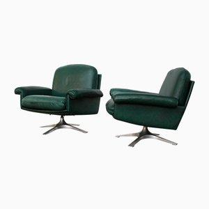 DS31 Sessel von de Sede, 1970er, 2er Set
