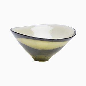 Bol Vert par Per Lütken pour Holmegaard, années 60