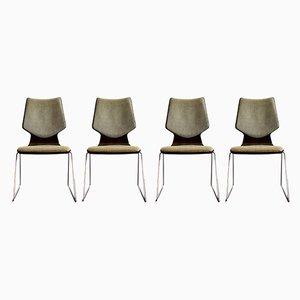 Esszimmerstühle von Casala, 1970er, 4er Set