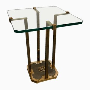 Side Table by Peter Ghyczy for Ghyczy Nederland, 1970s
