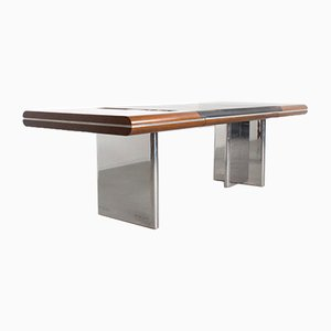 Italian Desk by Hans von Klier for Skipper, 1970s