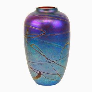 Französische Art Déco Vase, 1920er