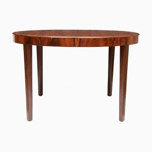 Rosewood Dining Table by Ole Wanscher, 1940s