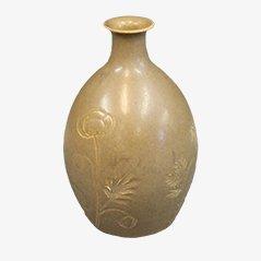 Scandinavian Style Stoneware Vase from Søholm Bornholm