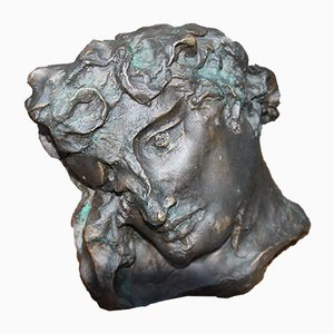 Sculpture Antique en Bronze