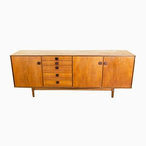 Rosewood and Teak Sideboard by Ib Kofod Larsen, 1960s