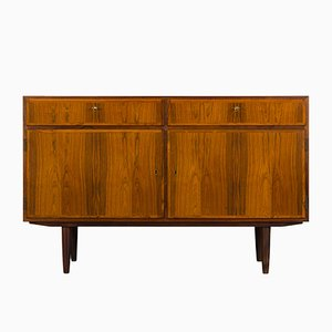 Danish Rosewood Sideboard by Gunni Omann for Omann Jun Møbelfabrik, 1960s