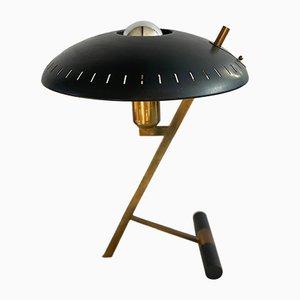 Lámpara de mesa modelo Z de Louis C. Kalff para Philips, años 50