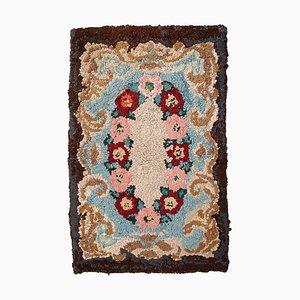 Antiker amerikanischer Teppich