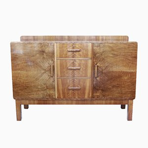 Art Deco Sideboard, 1930s