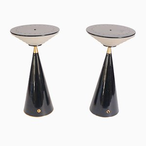 Table Lamps by Shigeaki Asahara for Stilnovo, 1980s, Set of 2