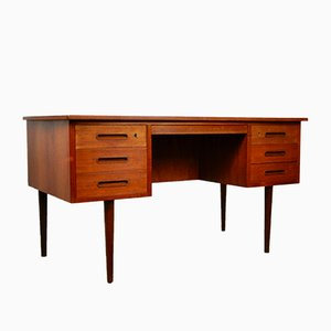 Mid-Century Desk by Peter Løvig Nielsen for Løvig