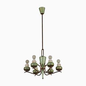 Deckenlampe, 1950er