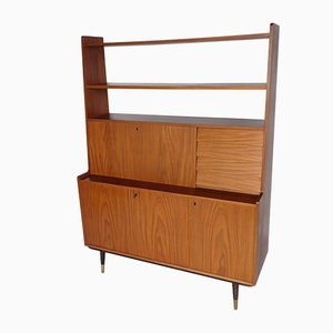 Teak Wall Unit from Bräntorps, 1960s