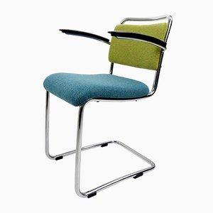 Chaise d'Appoint 201 Vintage par Willem Hendrik Gispen