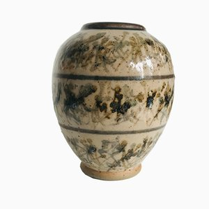 Sandstone Vase by Stan Brélivet for Stan Brélivet, 1990s