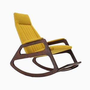 Rocking Chair par Uluv, 1960s