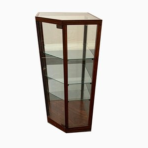 Rosewood Display Case, 1960s