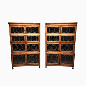 Bookcases, 1920s, Set of 2