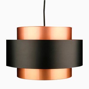 Saturn Ceiling Lamp by Johannes Hammerborg for Fog & Mørup, 1960s