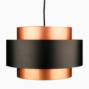 Saturn Deckenlampe von Johannes Hammerborg für Fog & Mørup, 1960er