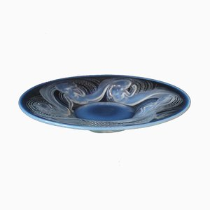 Art Deco Calypso Bowl by René Lalique, 1930s