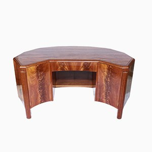 Art Deco Desk by Serge Chermayeff for Waring & Gillow, 1930s