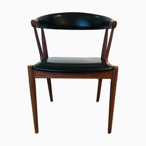 Chaise de Bureau Modèle BA113 par Johannes Andersen pour Andersens Møbelfabrik A/S, Danemark, 1969