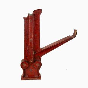 Molde de madera, años 50