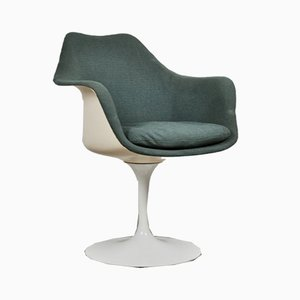 Chaise Pivotante Vintage par Eero Saarinen pour Knoll Inc./Knoll International