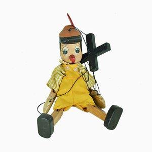 Marionetta Pinocchio, anni '70