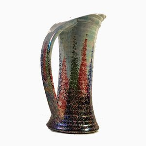 Englischer Porzellankrug von Royal Art Pottery, 1930er