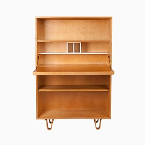 Vintage BB02 Bookcase or Writing Desk by Cees Braakman for Pastoe