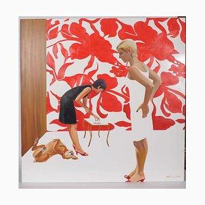Peinture The Stylist Art Edition par Mary Grooteman, 2003