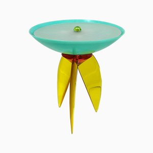 Resin and Fiberglass Table Lamp by Steve Zoller, 1993