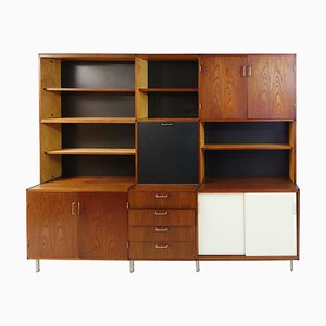 Mid-Century Wall Unit by Cees Braakman for Pastoe