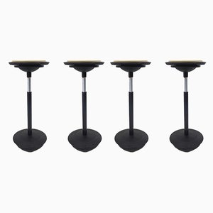 Stools by Hans Roericht for Wilkhahn, 1990s, Set of 4