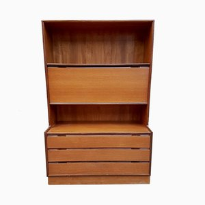 Teak Wall Unit from Turnidge, 1970s