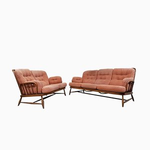 Sofas from Ercol, 1960s, Set of 2