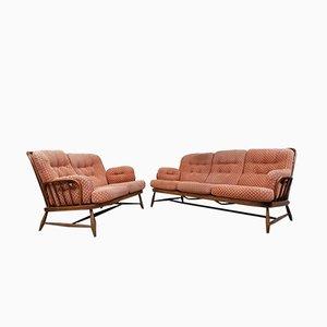 Sofas von Ercol, 1960er, 2er Set