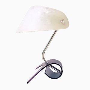 Dreibeinige italienische Mid-Century Tischlampe, 1950er