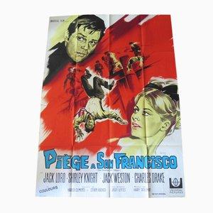 Póster de la película Traps in San Francisco de Constantin Belinsky, 1968