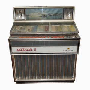American Jukebox from Rudolph Wurlitzer Co., 1960s