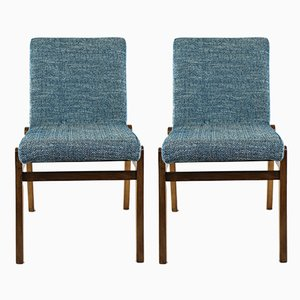 Dining Chairs by Józef Chierowski, 1970s, Set of 2