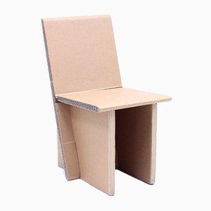 Stuhl aus Pappe von Sergej Gerasimenko für Retemmöbler, 2010