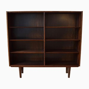 Danish Rosewood Bookshelf by By Carlo Jensen for Poul Hundevad, 1960s