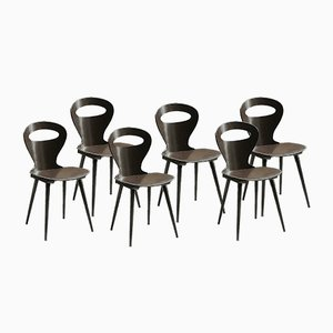 Model Ant Bistro Chairs from Baumann, 1960s, Set of 6